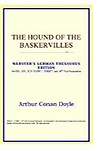The Hound of the Baskervilles (Webster's German Thesaurus Edition)