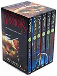 Warriors Box Set: Volumes 1 to 6 by Erin Hunter