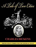 A Tale of Two Cities (Unabridged, Column Style)