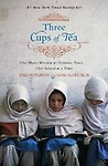 Three Cups of Tea (HARDCOVER)