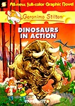 Geronimo Stilton: Dinosaurs in Action Paperback