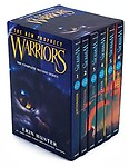 Warriors: The New Prophecy Set: The Complete Second Series Paperback