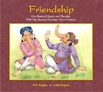 Friendship: One Hundred Quotes and Thoughts With One Hundred Paintings of Lord Ganesha (Paperback)