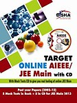 Target Online AIEEE/ JEE Main (2002 - 2012 Solved + 10 Mock Tests) with CD