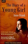 Diary Of A Young Girl Class 10 Term 1 & Term 2 : Cbse by Anne Frank