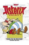 Asterix Ominibus Book 9 by Rene Goscinny