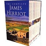 The Complete James Herriot (Set Of 8 Books) - JAMES HERRIOT
