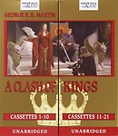 A Clash Of Kings (Martin, George R. R. Song Of Ice And Fire, Bk. 2.) (audio cassette) A Clash Of Kings (Martin, George R. R. Song Of Ice And Fire, Bk. 2.) - George R. R. Martin