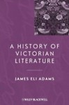 A History of Victorian Literature (Blackwell History of Literature) by James Eli Adams