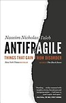 Antifragile: Things That Gain from Disorder Paperback