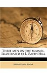Three Men on the Bummel. Illustrated by L. Raven Hill (Paperback)