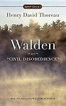 Walden and Civil Disobedience Paperback