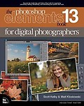 The Photoshop Elements 13 Book for Digital Photographers Paperback