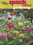 Better Homes & Gardens Quick Color for Your Garden Paperback