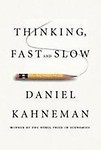 Thinking, Fast and Slow (Hardcover) Thinking, Fast and Slow - Daniel Kahneman