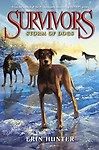 Survivors #6: Storm of Dogs by Erin Hunter