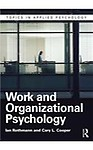 Work and Organizational Psychology Paperback