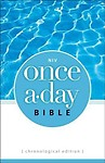 NIV Once-a-day Bible Paperback