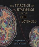 The Practice of Statistics in the Life Sciences [With CDROM] - Brigitte Baldi,David S. Moore