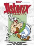 Asterix Omnibus 5: Includes Asterix and the Cauldron #13, Asterix in Spain #14, and Asterix and the Roman Agent #15 by Rene Goscinny,Albert Uderzo