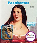 Pocahontas (Rookie Biographies) by Joanne Mattern