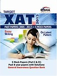 Target New XAT 2013 (Past Papers 2005- 2012+ 5 Mock paper+ General Awareness)