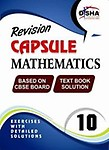 Revision Capsule CBSE Board Class 10 Mathematics (NCERT Solutions)