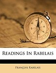 Readings in Rabelais by Francois Rabelais