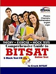 Comprehensive Guide to BITSAT Online Test (With 5 Mock Test CD)