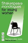 Shakespeare Monologues for Young Women Paperback