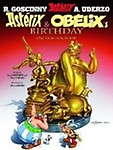 Asterix & Obelix's Birthday: The Golden Book (Paperback)