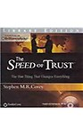 The Speed of Trust (CD/SPOKEN WORD)