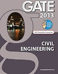 GATE 2013: Civil Engineering