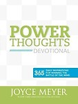 Power Thoughts: 12 Strategies to Win the Battle of the Mind by Joyce Meyer