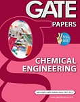GATE Paper Chemical Engineering, 2013                  by G K P
