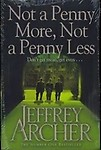 Notapenny Morenotapennyless by Jeffrey Archer