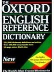 Oxford English Reference Dictionary