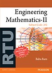 Engineering Mathematics-II : For RTU