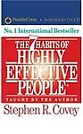 7 Habits Of Highly Effective People, The (Audio Books)