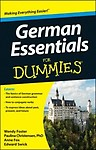 German Essentials For Dummies (Paperback)
