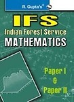 IFS Indian Forest Service Mathematics (Paper I & II) - RPH Editorial Board