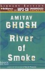 River of Smoke (CD/SPOKEN WORD)