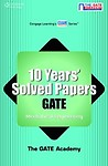 10 Years' Solved Papers GATE: Mechanical Engineering (Paperback)