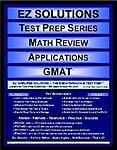 EZ Solutions - Test Prep Series - Math Review - Applications - GMAT (Edition: New. Version: Revised. 2011) (Ez Solutions: Test Prep Series) (perfect paperback) EZ Solutions - Test Prep Series - Math Review - Applications - GMAT (Edition: New. Version: Revised. 2011) (Ez Solutions: Test Prep Series) - Punit Raja Suryachandra,Ez Solutions