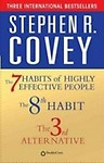 Exclusive Stephen R. Covey (Set of 3 Books)