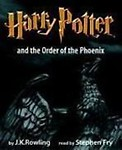 Harry Potter and the Order of the Phoenix (Audio)