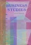 Business Studies Textbook For Class XI - NCERT