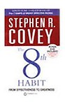 The 8th Habit: From Effectiveness to Greatness, Bonus DVD Included, 16 Inspirational Companion Films - Stephen Covey
