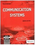 Communication Systems, 3rd Ed