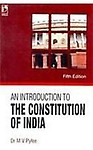 An Introduction To The Constitution Of India